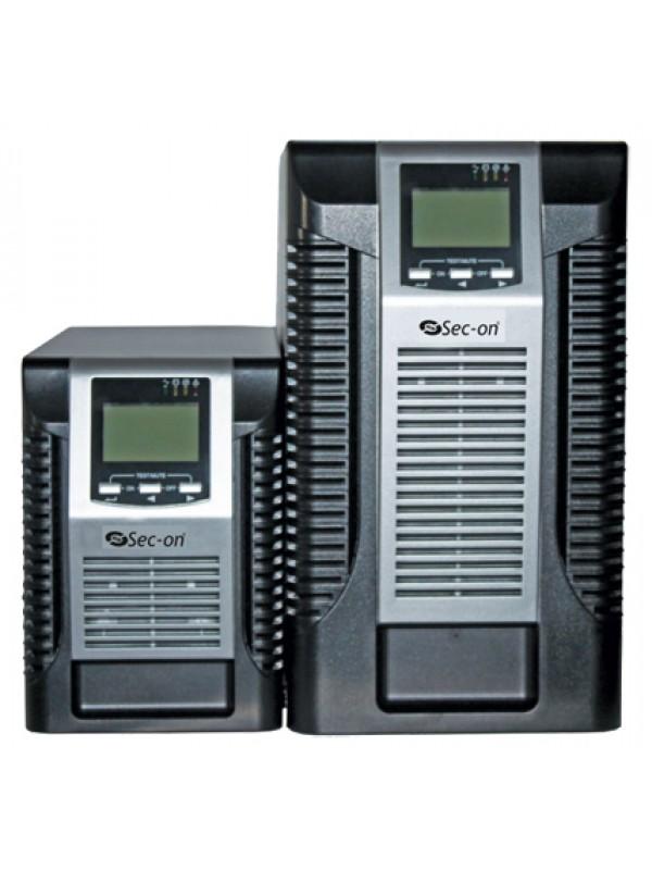 Sec-on-SCN-PRO-3000-3KVA Online UPS ( Kesintisiz Güç Kaynağı )