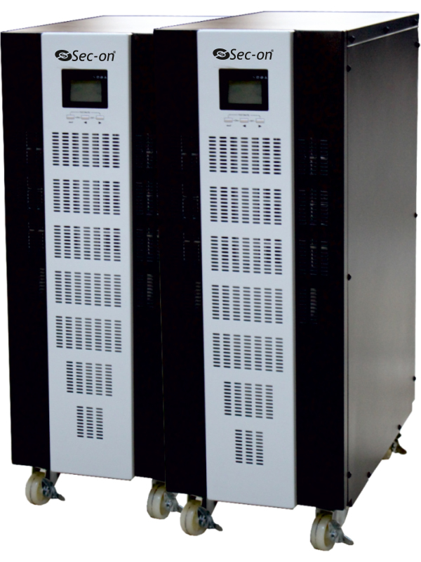 Sec-On 10KVA 3 Phase 1 Output UPS SCN-DFN 3110