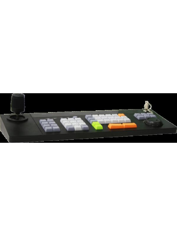 Dunlop Control Keyboard DP-104KI (DVR, NVR, RS485 PTZ compatible)